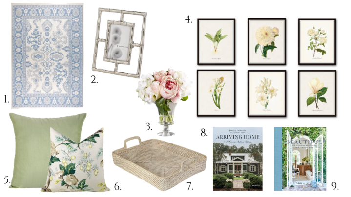 SPRING HOME DECOR FINDS